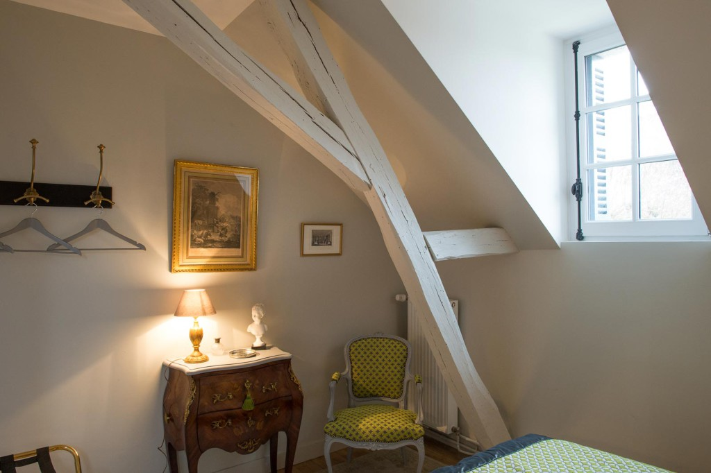 Little green la folie saint julien for Chambre hote blois