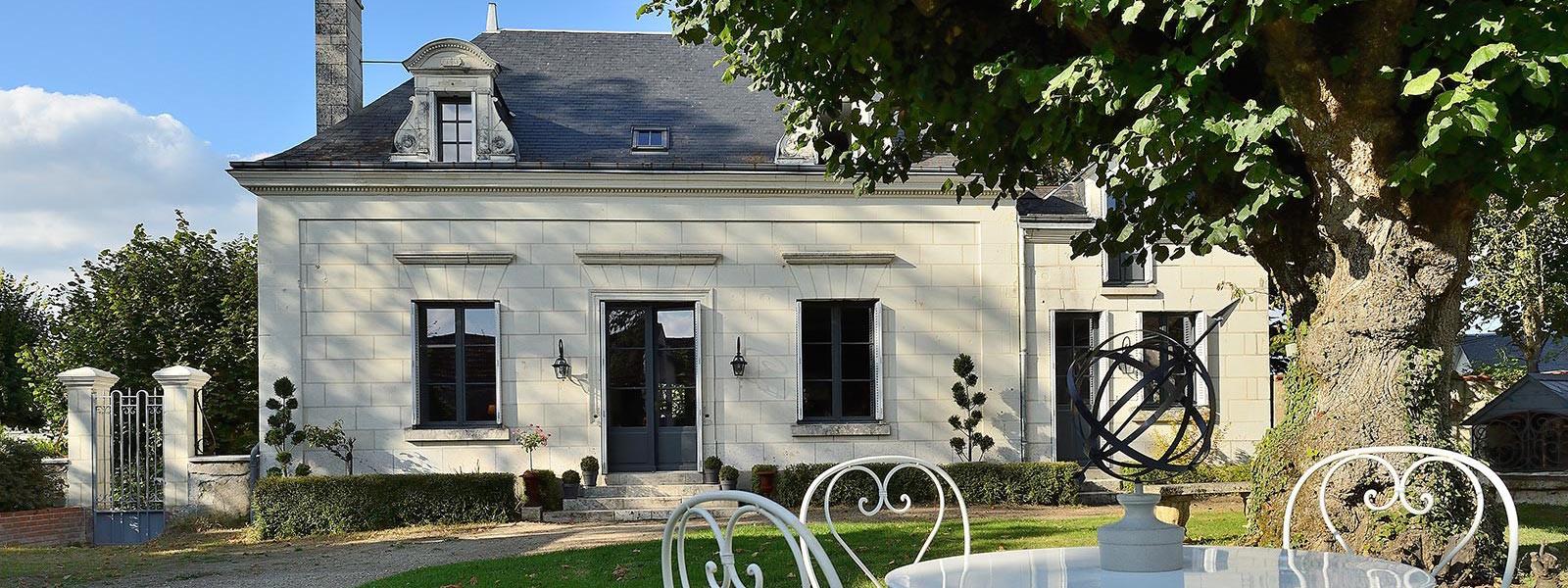 Maison d'hôte vallée de la Loire